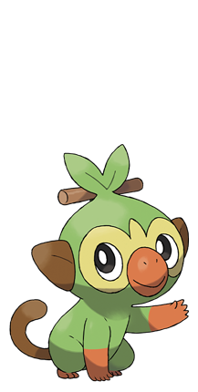 Pick Up A Grookey Scorbunny And Sobble With Hidden Abilities In Pokemon Home Official Website Pokemon Sword And Pokemon Shield You can find grookey in the following locations: sobble with hidden abilities