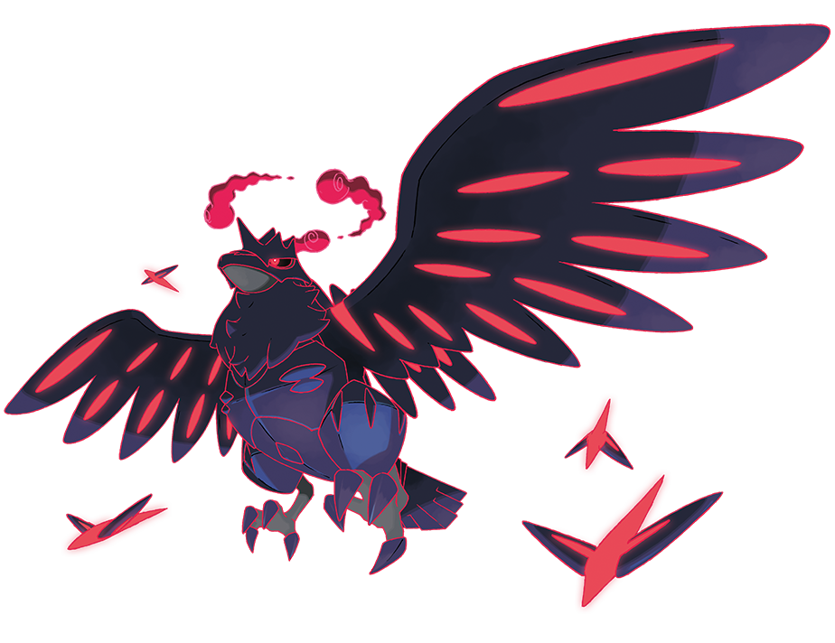 Gigtantamax Corviknight