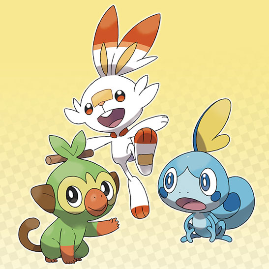 Pokemon Sword And Pokemon Shield Official Website