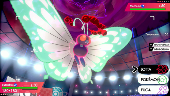 Butterfree Gigamax