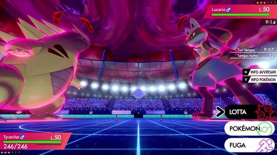 Galar: l'esordio! È questo il nome della prima Gara Online! | Sito  ufficiale | Pokémon Spada e Pokémon Scudo
